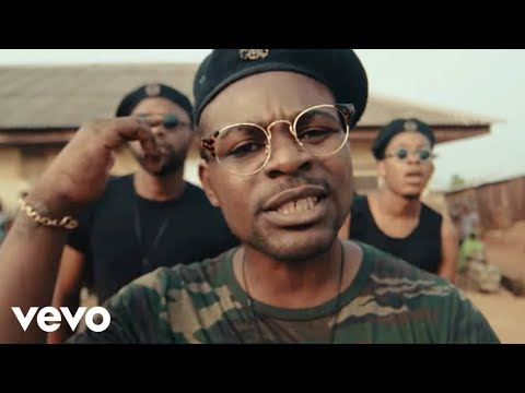 Falz - Soldier (Official Music Video) ft. SIMI