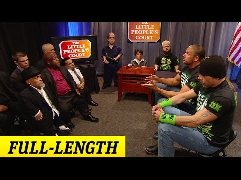 FULL-LENGTH MOMENT - Raw - Little People's Court - Smashpipe Sports