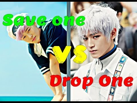 SAVE ONE, DROP ONE (NCT VERSION)