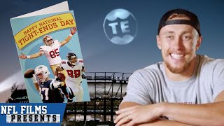 National Tight End Day from the Mind of George Kittle | NFL Films Presents