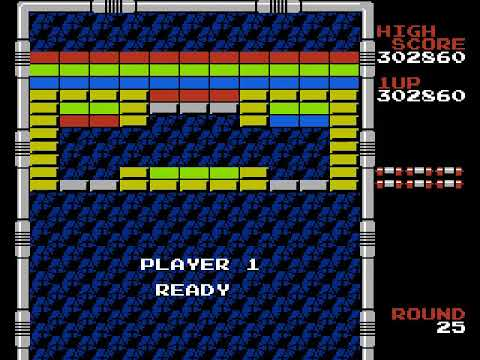 Watch a year of brute force beat Arkanoid in 11 minutes | Boing