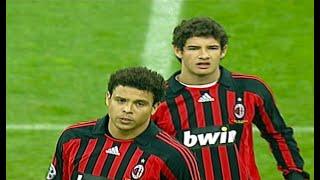 Ronaldo #99 & Pato #7 Show for Milan 13/01/2008