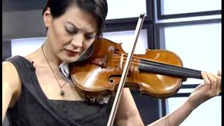Anne Akiko Meyers Plays Her Stradivarius - 2010-10-26 Countdown with Keith Olbermann