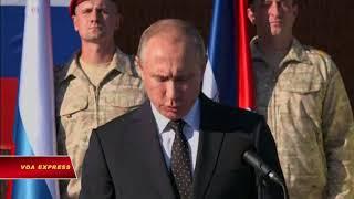 Thường dân Nga tham chiến tại Syria là lính chính quy?