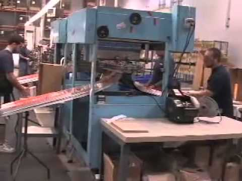 Leibinger Inkjet Printers Improves Production Line Efficiency