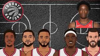 Will The Toronto Raptors Make The 2020 NBA Playoffs