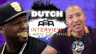 """Major Figgas Dutch says 50 Cent Was Ahead Of His Time """"50 Was Active Before How To Rob"""""""