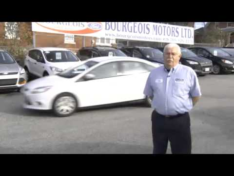 Bourgeois Motors Bodyshop Manager, Andy Myers, discusses CO-OP education (NSCFDC Video by Kunu)