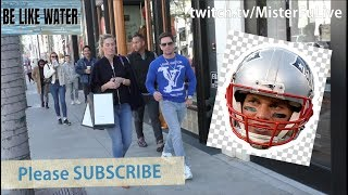 Mark Wahlberg on Tom Brady FREE AGENCY - Your Thoughts?