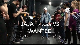 JAJA VS WANTED | Call Out Battle