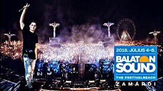 Martin Garrix Live @ Balaton Sound 2018