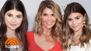 Lori Loughlin Fired From Hallmark Channel After College Cheating Scandal | TODAY