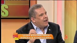 Lo que se esconde tras la despedida de Rodner Figueroa - América TeVé