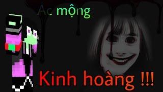 ÁC MỘNG KINH HOÀNG !!! - Map kinh dị ngắn