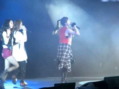 F(X) FEAT. MINHO - CHU @ SMTOWN LIVE LA 2010