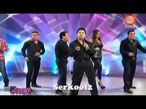 Los Villacorta - Contesta por favor (Primicia) en A las once - America Tv