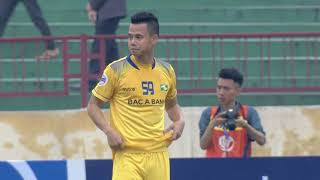 Song Lam Nghe An 2-0 Johor Darul Ta'zim (AFC Cup 2018: Group Stage)