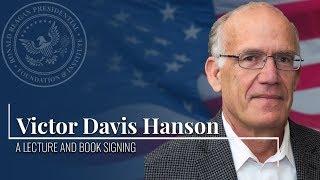 A Reagan Forum with Victor Davis Hanson