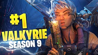 Apex Legends NUMBER ONE VALKYRIE SEASON 9 PC live stream Ps4 controller