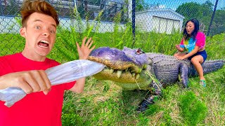 EXTREME FEAR FACTOR In REAL LIFE!!