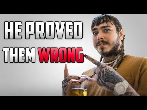 Why Post Malone Never Became A One-Hit Wonder