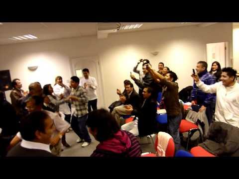 005. Hector Jaramillo Mix en la Casa Ecuatoriana de Londres. 24.10.2010