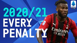 EVERY Penalty of the Season   2020/21   Serie A TIM