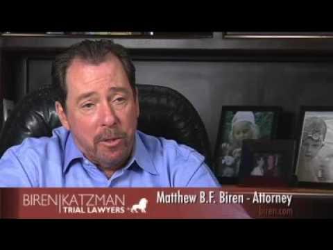 Los Angeles, California Spinal Cord Injury Lawyer  Biren & Katzman
