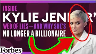 KYLIE JENNER IS FAKE FORBES MAGAZINE EXPOSED HER LIES