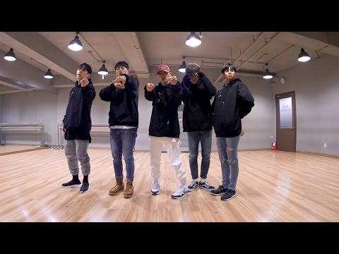 Highlight (하이라이트) - 얼굴 찌푸리지 말아요 (Plz dont be sad) Dance Practice (Mirrored)