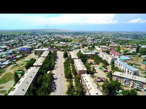 Каракол ул. Абдрахманова, Тыныстанова (Первомайская)