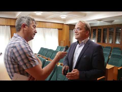 Ο Δήμαρχος  Βάρης, Βούλας, Βουλιαγμένης για την απαλλοτρίωση εκτάσεων της Εκκλησίας