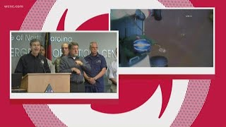 Gov Cooper, NC officials give update on Florence