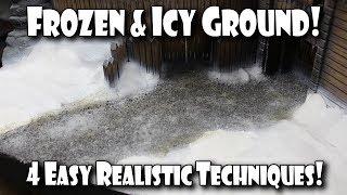Easy Frozen & Icy Ground Terrain