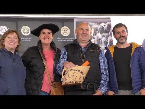 Elgoibarko Mausitxak irabazi du Euskal Herriko Artzain Gazta Txapelketa
