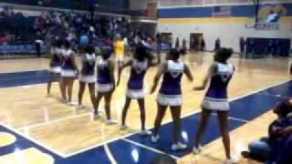 Thurgood Marshall Varsity Cheerleader's!!!