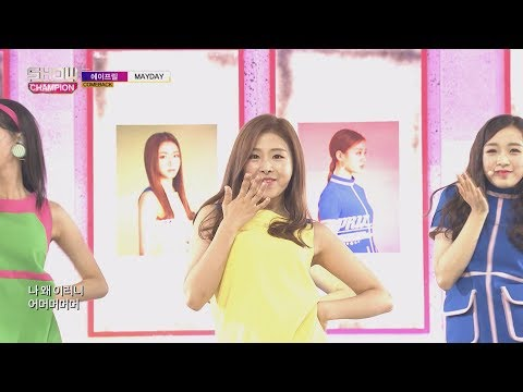 Show Champion EP.230 APRIL - INTRO+MAYDAY