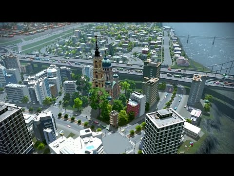 video Cities: Skylines
