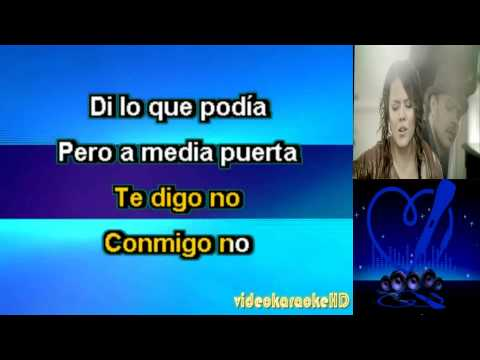 Jesse  Joy   ¡Corre!  karaoke  FULL HD