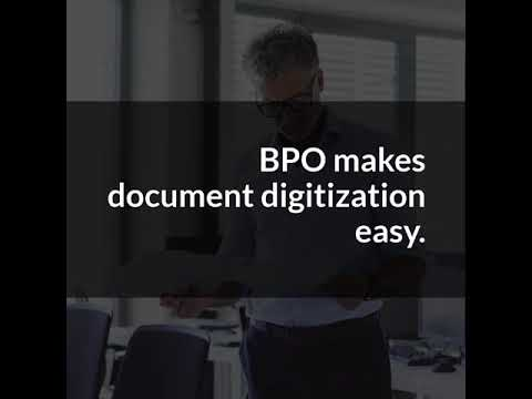 What Are Document Digitization Services and How Does it Impact Your Business?