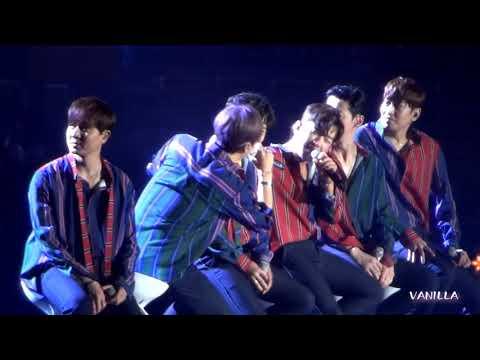 181007 신화 콘서트 HEART - Midnight Girl + 오렌지 (신혜성)