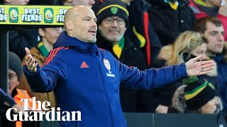 Freddie Ljungberg 'proud' of Arsenal after draw with Norwich City on managerial debut