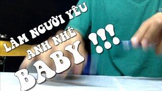 Làm Người Yêu Anh Nhé Baby ! - 3 Chú Bộ Đội - Pen Tapping cover by Seiryuu
