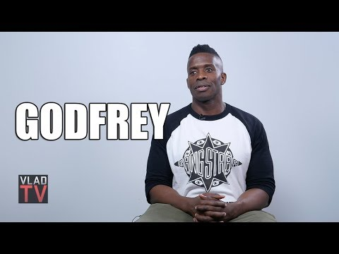 Godfrey: There's No Question That Eminem Bodied MGK in Their Rap Battle (Part 10)