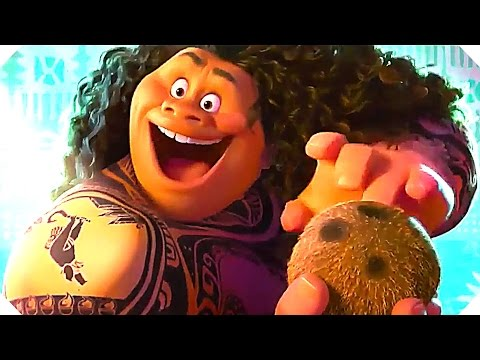 Disney's MOANA - You're Welcome - FULL Song (Animation, 2016)