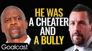 Why Did Adam Sandler Apologize to Terry Crews?   Life Stories by Goalcast