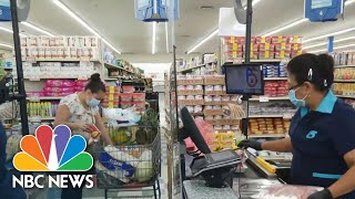 Families Struggle As Grocery Prices Rise Amid Pandemic | NBC Nightly News