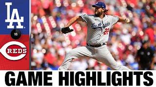 Dodgers vs. Reds Game Highlights (9/19/21) | MLB Highlights