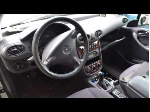 Mercedes-Benz A-Klasse 170 CDI AVANTGARDE LANG Airco Licht metaal Schadea