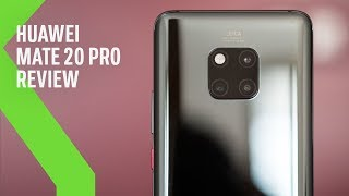 Video Huawei Mate 20 Pro CpoB7xPS7wk